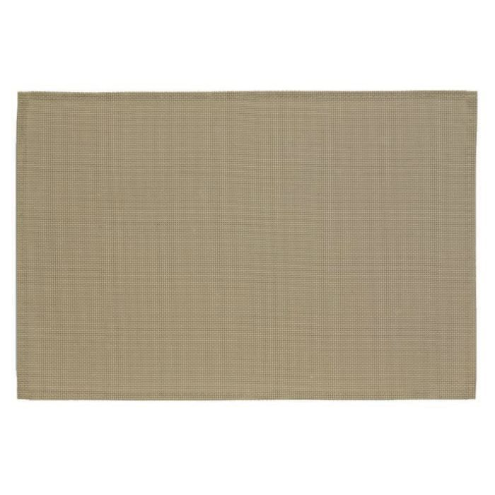 Set de table Neta beige plastique PVC 45x30cm -…