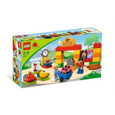 Mon Premier Supermarché LEGO® DUPLO® 6137