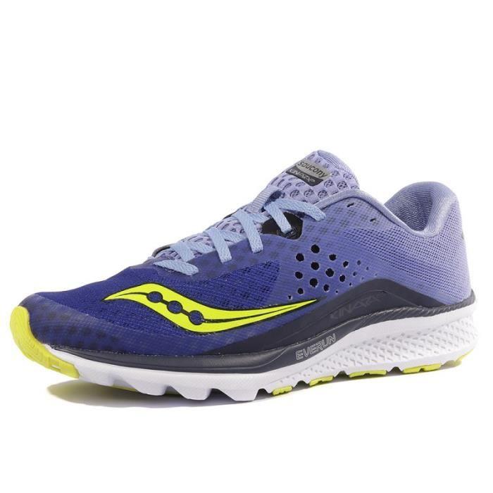 Kinvara 8 Femme Chaussures Running Bleu Saucony