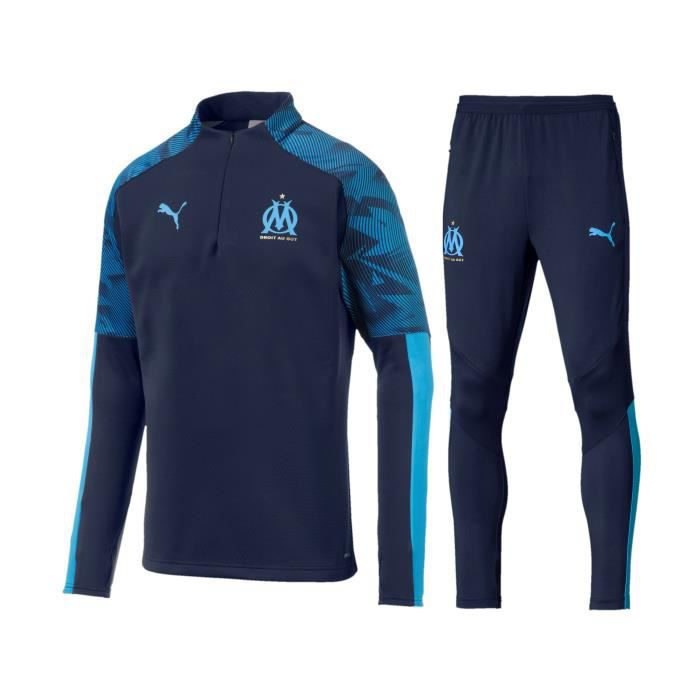 Survetement Enfant OM Olympique de Marseille Puma Football Training 2019/20