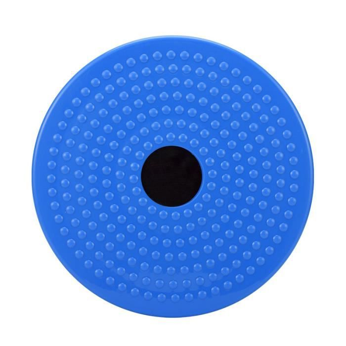 Équipement de forme physique de planche d'équilibre de disque de torsion de taille pour des sports à domicile plaque de Massage magn