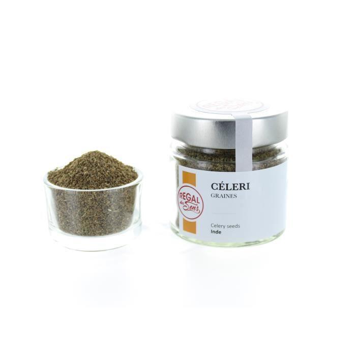 Céleri - Graines - Pot 60 g
