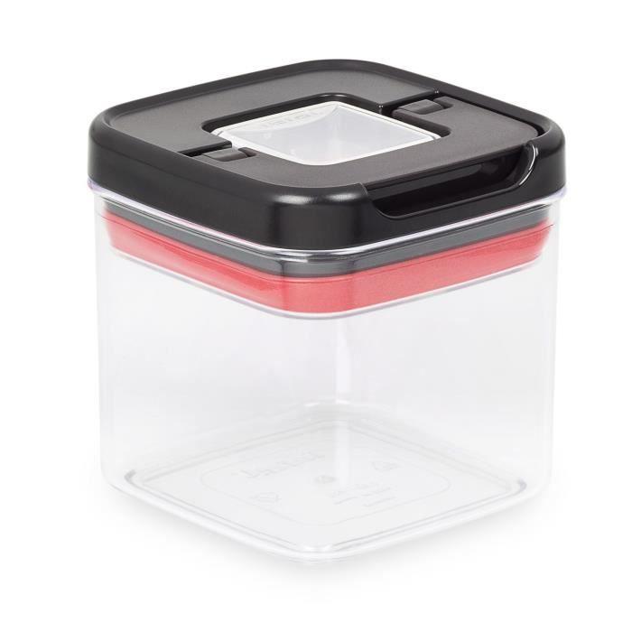 TEFAL INGENIO Boîte de rangement de stockage à sec carré K2261114 - 0,5 L