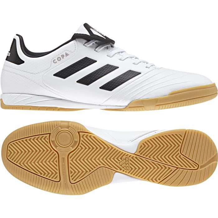 authorized site outlet on sale cost charm Chaussures de football adidas Copa Tango 18.3 Indoor - blanc/noir ...