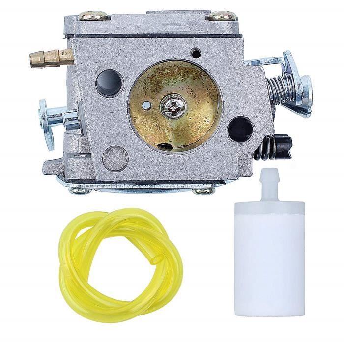 tron/çonneuses blanc tuyau dessence BE-Tool Tuyau de carburant pour carburateur tuyau de carburant pour la plupart des d/ébroussailleuses