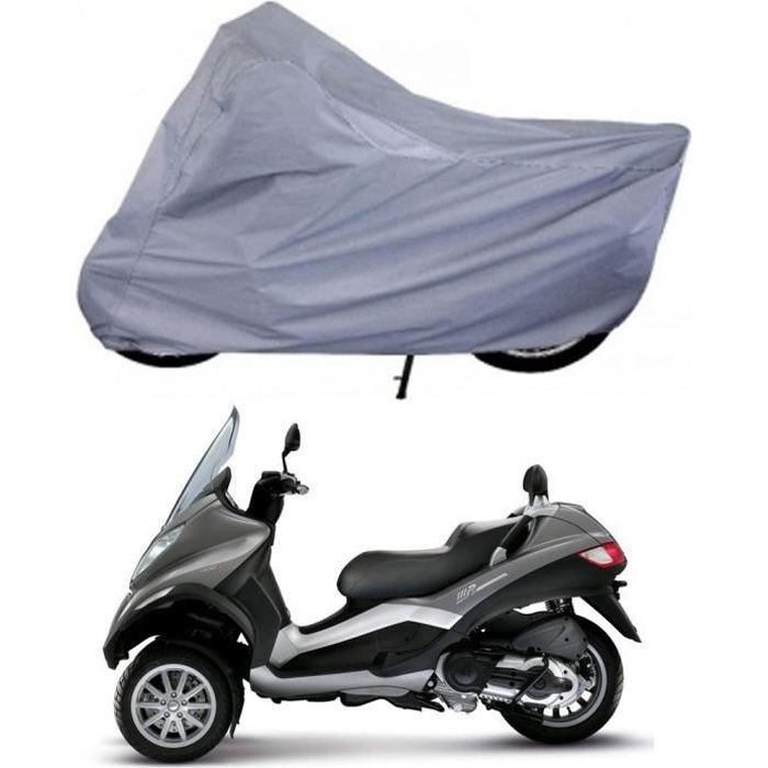 housse de protection ext rieur pour scooter 3 roues piaggio mp3 lt 400 1113 achat vente. Black Bedroom Furniture Sets. Home Design Ideas
