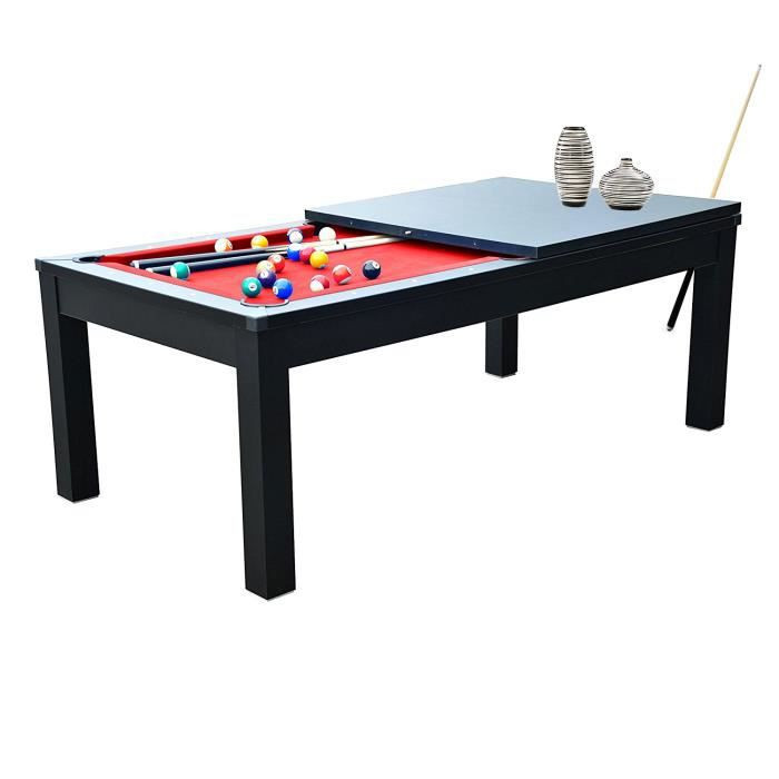 emejing table billard transformable contemporary. Black Bedroom Furniture Sets. Home Design Ideas