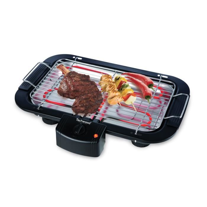 Barbecue electrique grill de table 2000w achat vente - Grill electrique de table ...