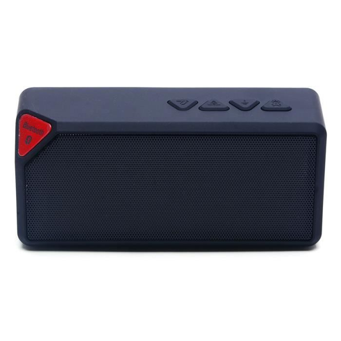 enceinte portable ycw x3s led puissant autonome enceintes bluetooth avis et prix pas cher. Black Bedroom Furniture Sets. Home Design Ideas