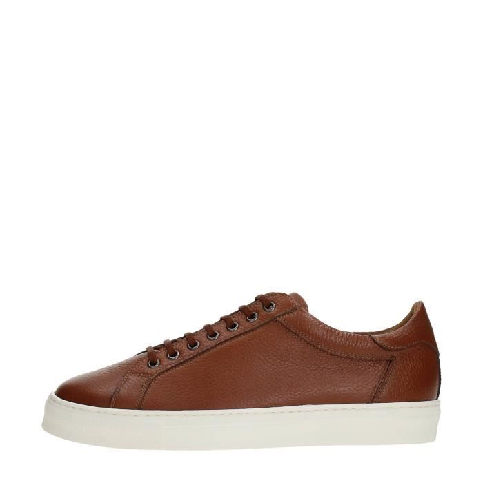 Soldini Sneakers Homme BROWN, 44