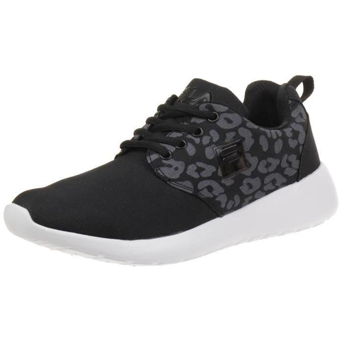 price reduced beauty pick up Fila Alva Low W Run Chaussures de course pour femme Baskets fitness noir