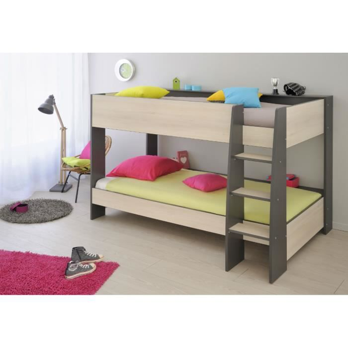 lit superpos hublot achat vente lits superpos s cdiscount. Black Bedroom Furniture Sets. Home Design Ideas