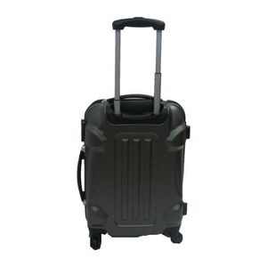 Nouveau Design Coque rigide 4 roues Spinner Valise Bagage Valise trolley 3 Tailles 4 Col