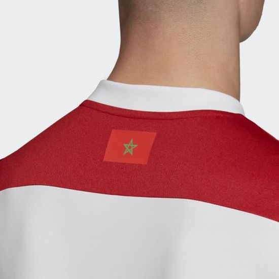 Maillot extérieur Maroc 201920 Prix pas cher Cdiscount