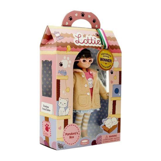 Lottie poupée Boîte de Pandore