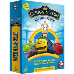 Dvd enfants walt disney achat vente dvd enfants - Chuggington dessin anime ...