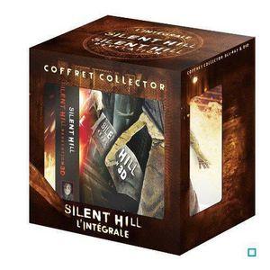 BLU-RAY FILM Blu-ray 3D Silent Hill + Silent Hill : Révélation