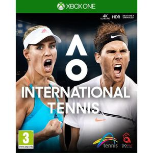 JEU XBOX ONE AO International Tennis Jeu Xbox One