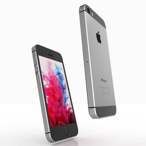 SMARTPHONE APPLE iPhone 5 s Gris 16G