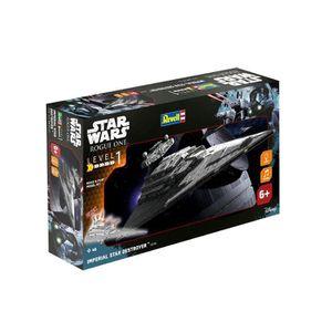 KIT MODÉLISME Rogue One - Imperial Star Destroyer Revell Build A