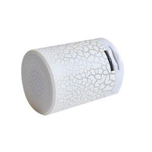 ENCEINTE NOMADE Beau Ordinateur Enceinte Blanc Electronique S5 Fil