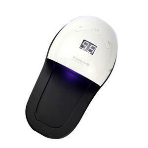 GEL UV ONGLES 48W LED UV Nail Lamp Sèche-Ongles Gel Poli Durciss