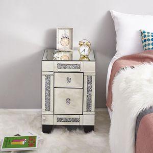 Generic Console A Miroir Pour Chambre A Coucher Style