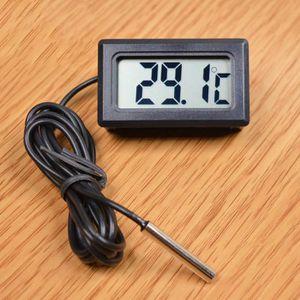 THERMOMÈTRE DE CUISINE Thermomètre de congélateur de réfrigérateur de son