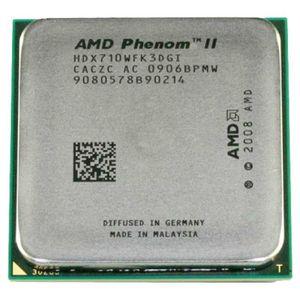 PROCESSEUR Amd Phenom II X3 710 Triple-Core Processeur -  2,6