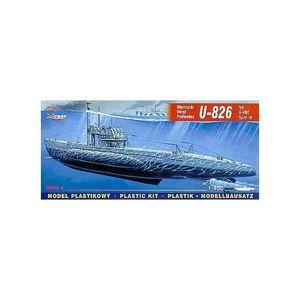 MAQUETTE DE BATEAU U-boot U-826 (VIIC/T4) (sous-marin)