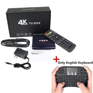 BOX MULTIMEDIA A95X R1 TV Box Amlogic S905W Smart Android 7.1 Set