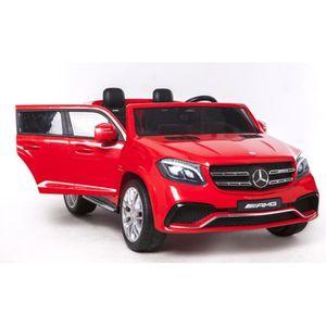 VOITURE ELECTRIQUE ENFANT Véhicule électrique Mercedes - Benz GLS 63 Rouge -