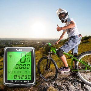 COMPTEUR POUR CYCLE BOBLOV Compteur vitesse vélo sans fil compteur de