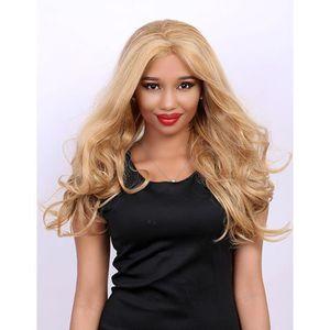 Coiffure cheveux frises naturel long