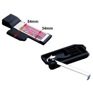 CARTE CONTROLEUR Stabilisateur Adaptateur Expresscard 54 mm Pour Ex