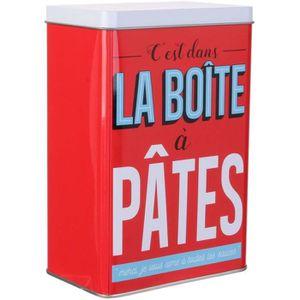 BOITES DE CONSERVATION LA BOITE A Boîte à pates BT6703