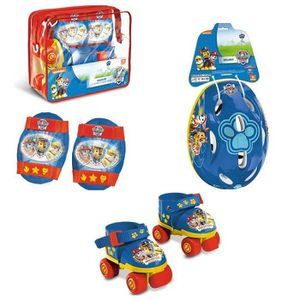 CASQUE GLISSE URBAINE Paw Patrol - Patins roller avec protections Pat Pa