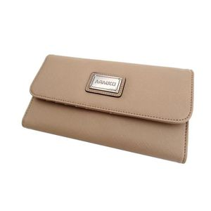 PORTEFEUILLE PORTEFEUILLE CHEQUIER MICHAEL BEIGE TAUPE PORTE MO