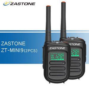 TALKIE-WALKIE NEUFU 2 Pcs Zastone mini9 Talkie-walkie UHF 400-47