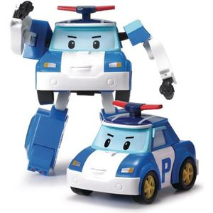 VOITURE - CAMION ROBOCAR POLI - Véhicule Transformable POLI