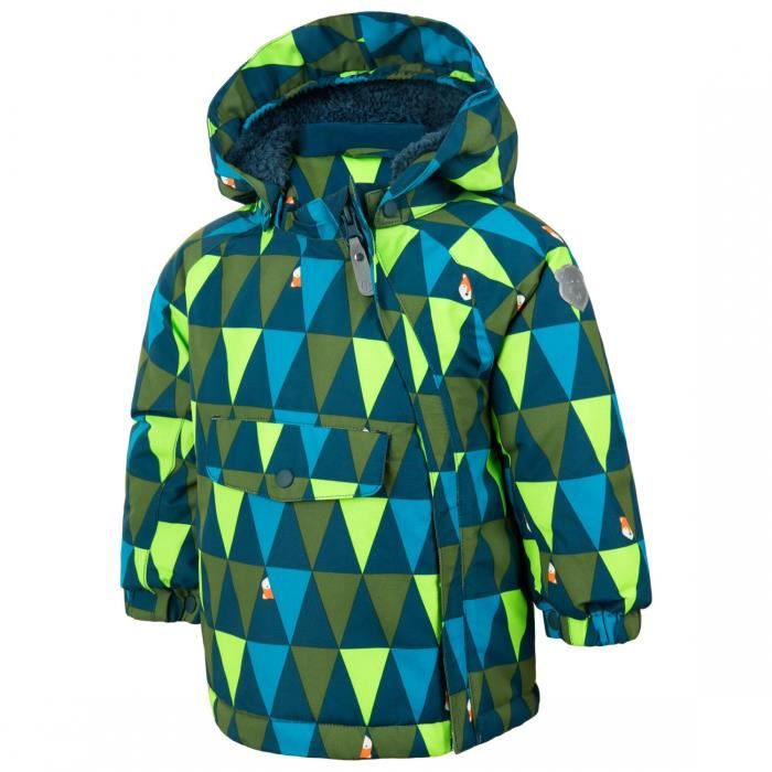 COLOR KIDS Mini Blouson Aop Raidoni Marine