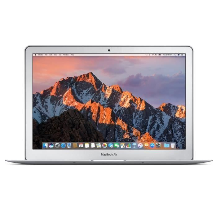 APPLE MacBook Air MQD42 - 13- - Intel Dual Core i5 1.8GHz -...
