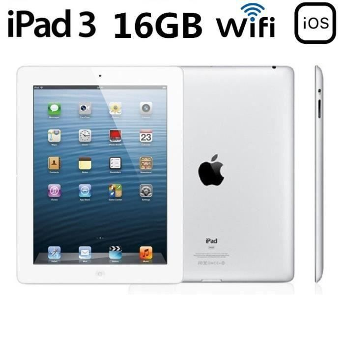 Apple iPad 3 16GB 9.7''