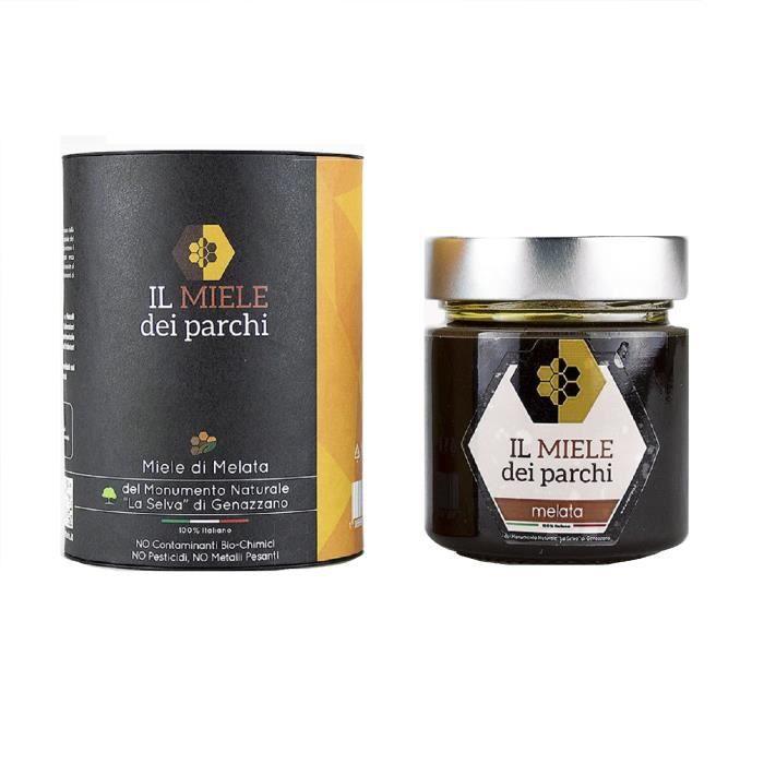 Miel de miellat du monument naturel «La Selva» à Genazzano