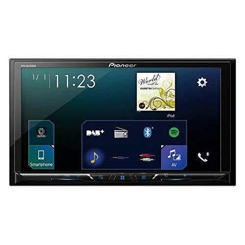 Pioneer Car Multimedia Autoradio SPH-DA230DAB Noir
