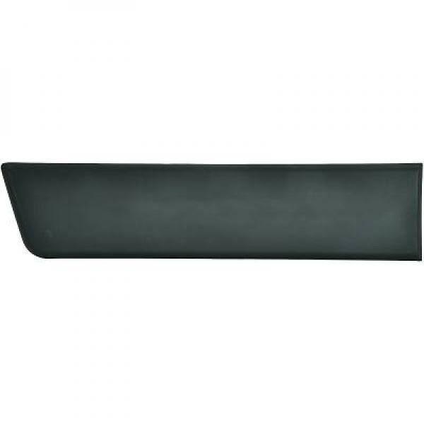 Baguette et bande protectrice, panneau latérale arrière gauche sans clignotant FIAT DUCATO (250) de 06 à 14