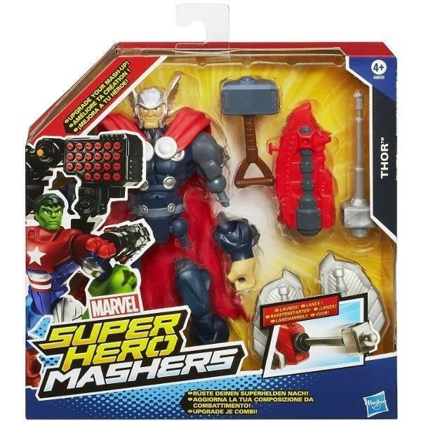 SUPER HERO MASHERS, THOR