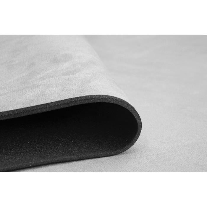Tissu pour tunning habitacle Alicante Extra gris clair