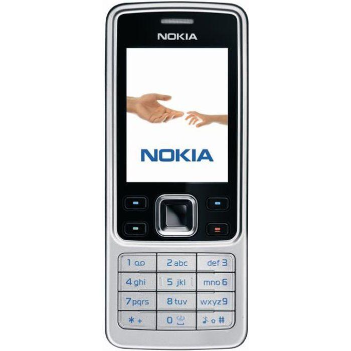 Nokia 6300 (Bluetooth, MP3, 2 MP) Téléphone Portable