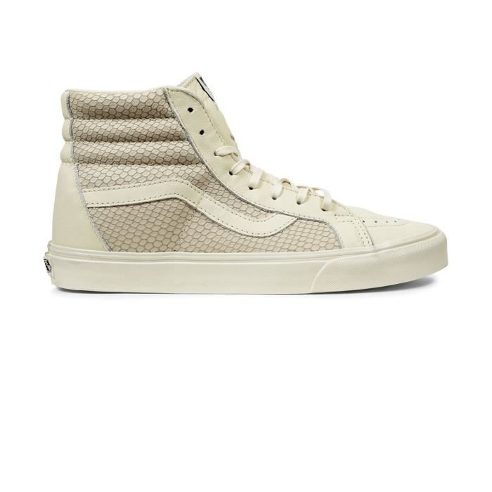 VANS Chaussures Sk8-Hi Reissue Snake Leather Femme